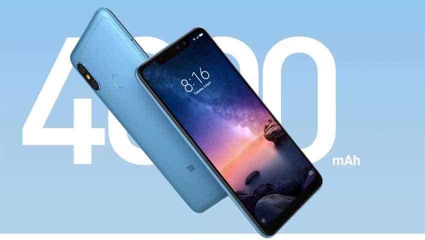iaomi Redmi Note 6 Pro: Price and Battery