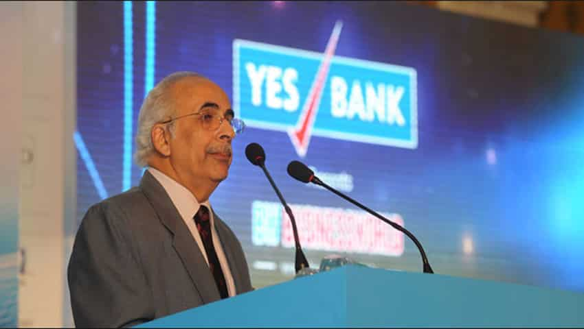 Ashok Chawla resigns from Yes Bank