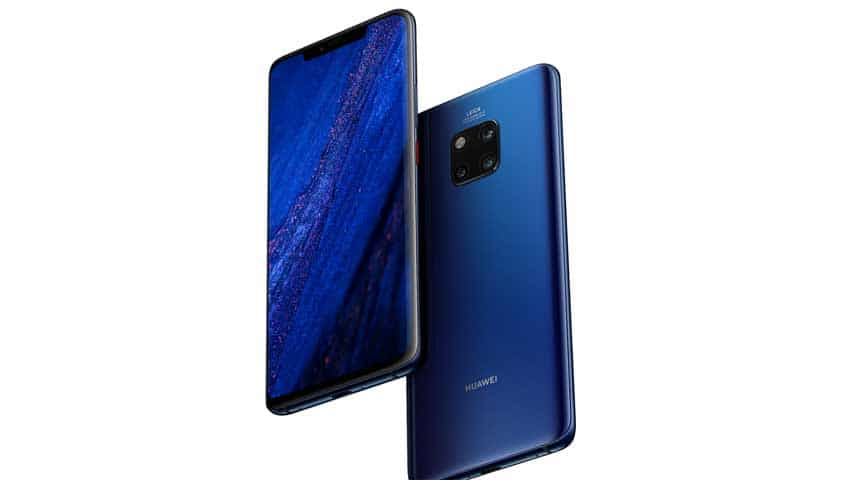 Huawei Mate 20 Pro: India launch, price, other details