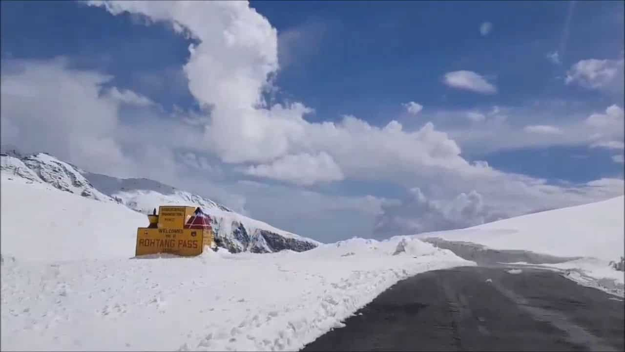 Small Business Banking >> Rohtang Pass in Himachal Pradesh reopens | Zee Business