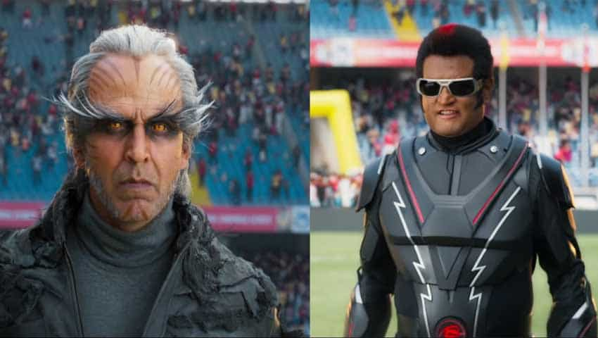 2.0 Box Office Collection 1st Day: A record earning on cards?