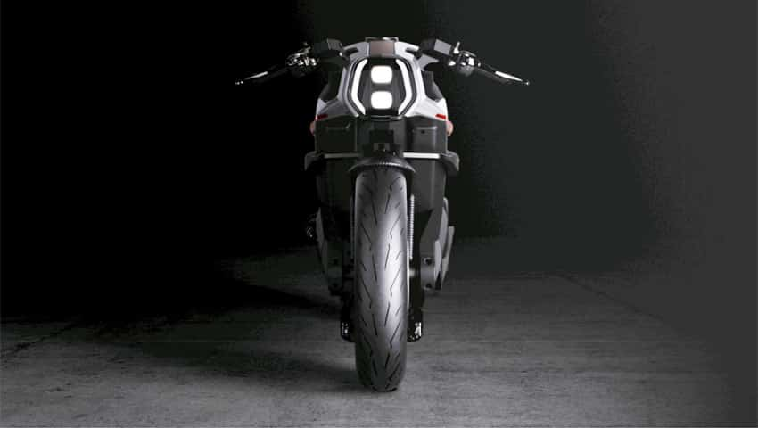 ARC Vector: Futuristic bike