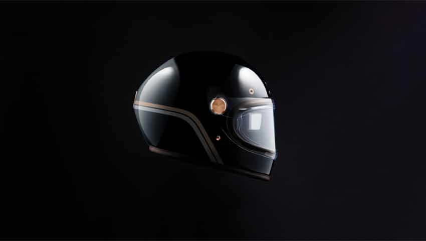 Arc Vector: Heads-Up Display helmet