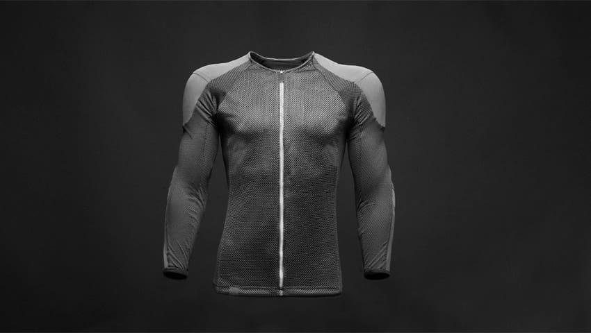 Arc Vector: Bespoke jacket, Origin