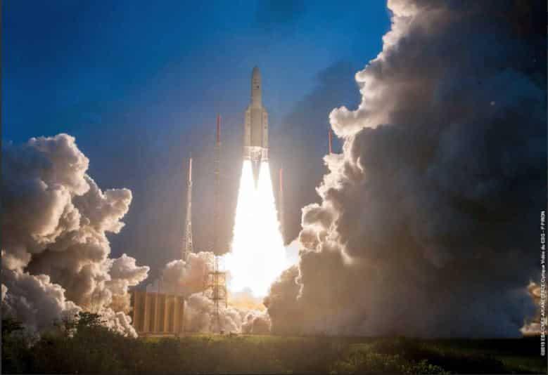 ISRO GSAT-11 Launch: Ariane 5 rocket was hired by ISRO