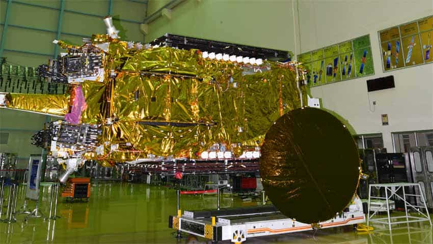 ISRO GSAT-11 Launch: Input cost was Rs. 600 cr