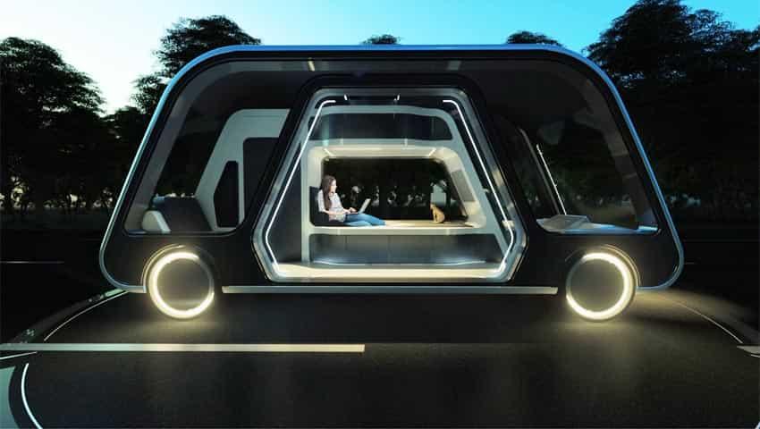 Autonomous Travel Suite: Autonomous Interface