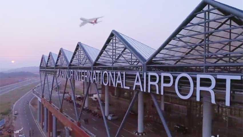 Kannur Airport Capacity