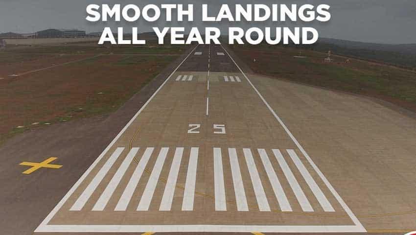 Kannur Airport Runway
