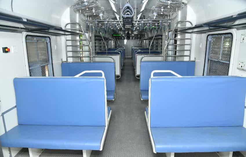 8. Cushion seats