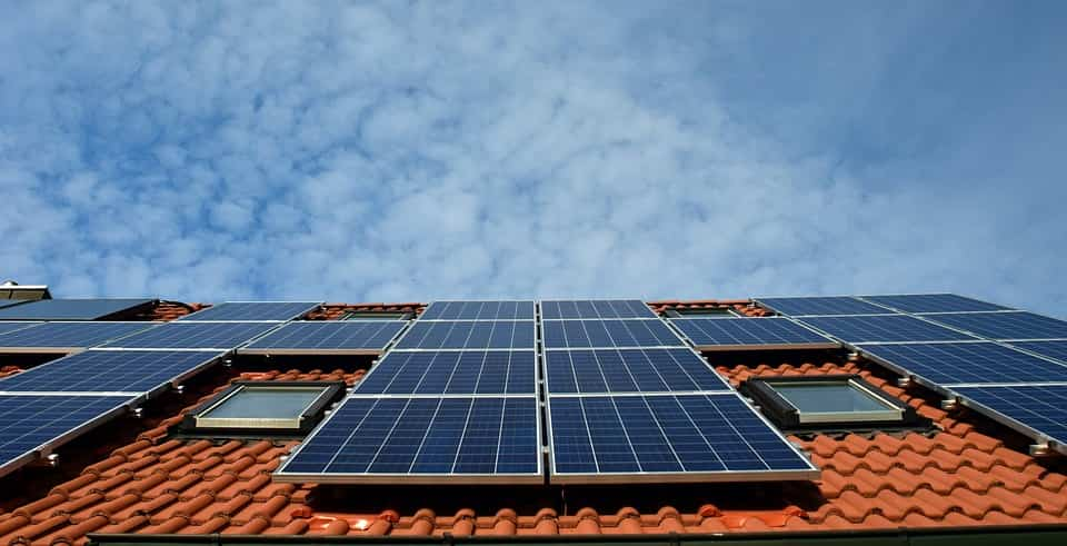 Rise in the installation of solar rooftop