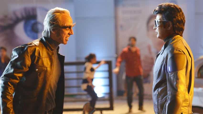 2.0 Box Office Collection: Highest for Rajinikanth and Akshay Kumar