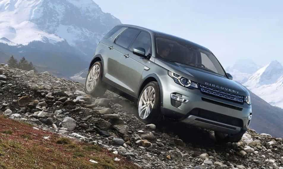 Discovery Sport 2019: Price