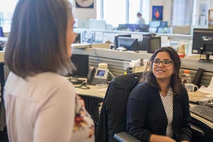 Women's hiring