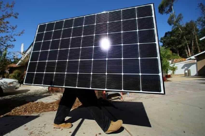 Low solar tariffs
