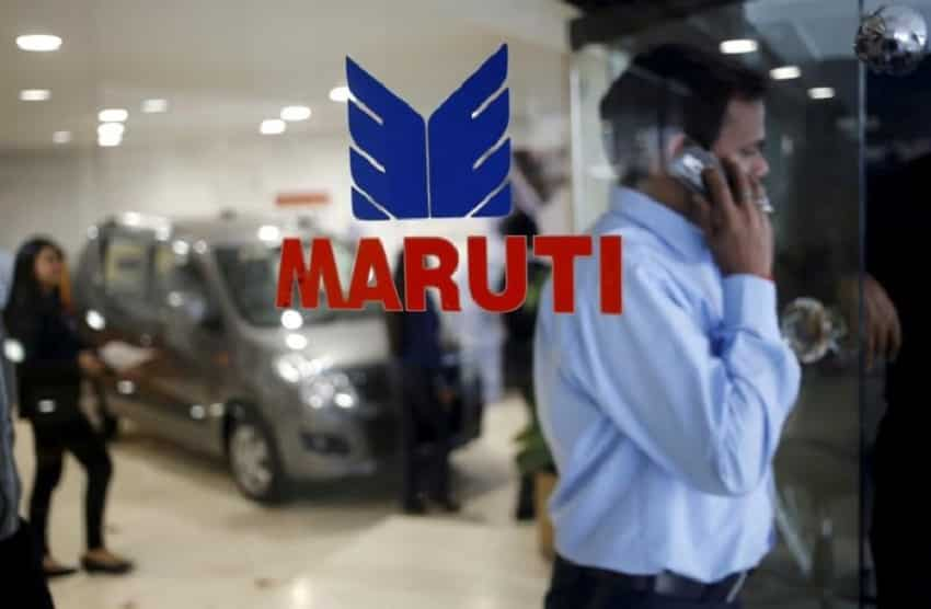 5. Maruti Suzuki: 2 ranks it gained over the last year