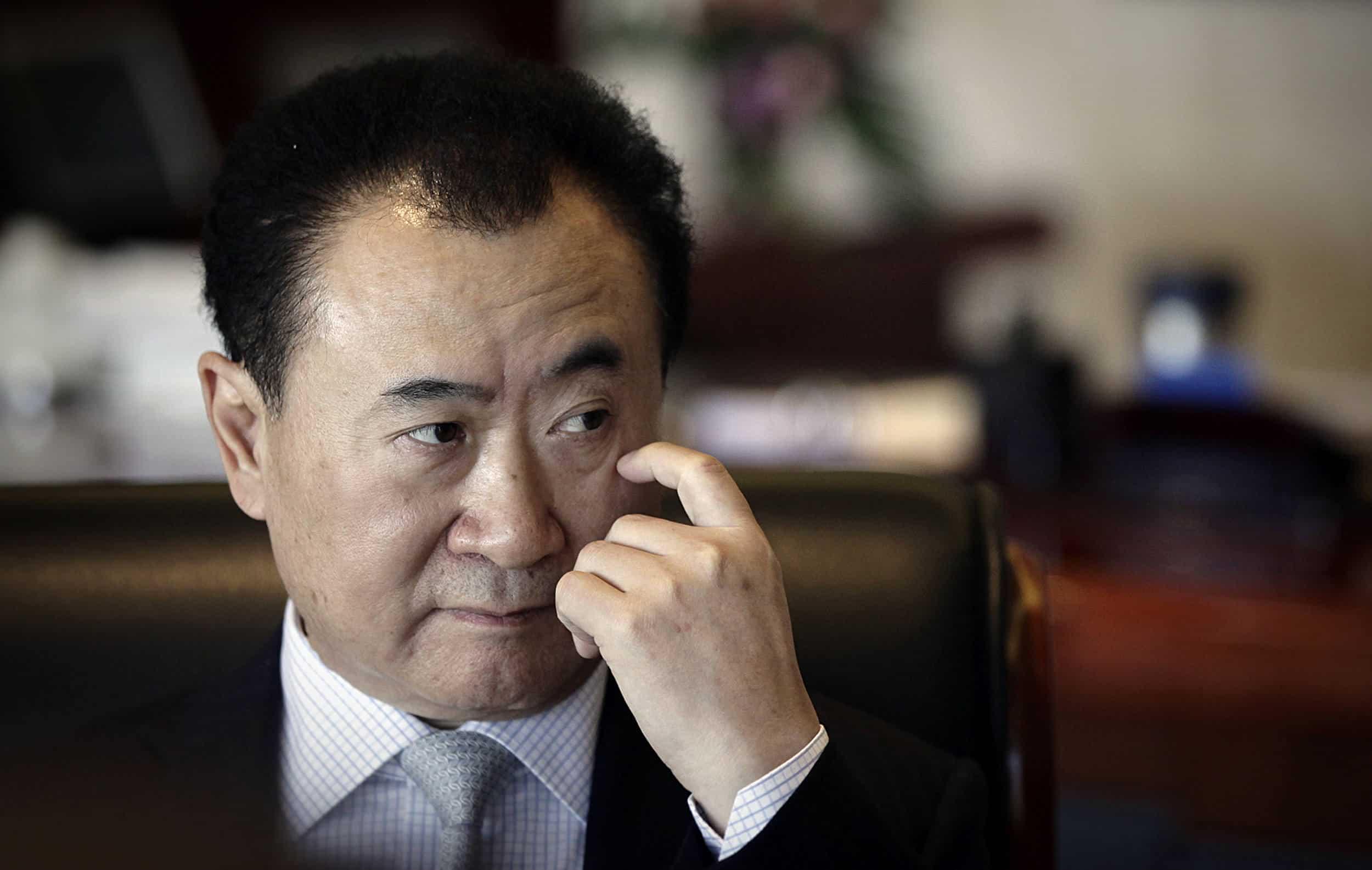 3. Wang Jianlin