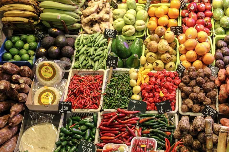 GST on Vegetables - Frozen, branded