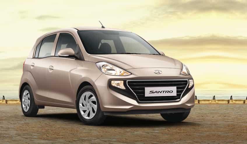 Hyundai Santro