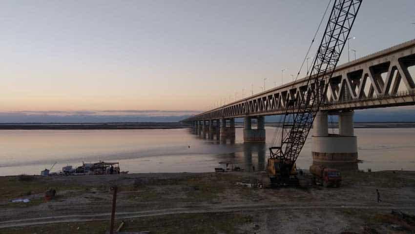 Bogibeel Bridge: Reduces Travel Distance