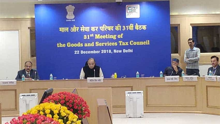 GST rate revision: 12-18 per cent slabs to be merged!