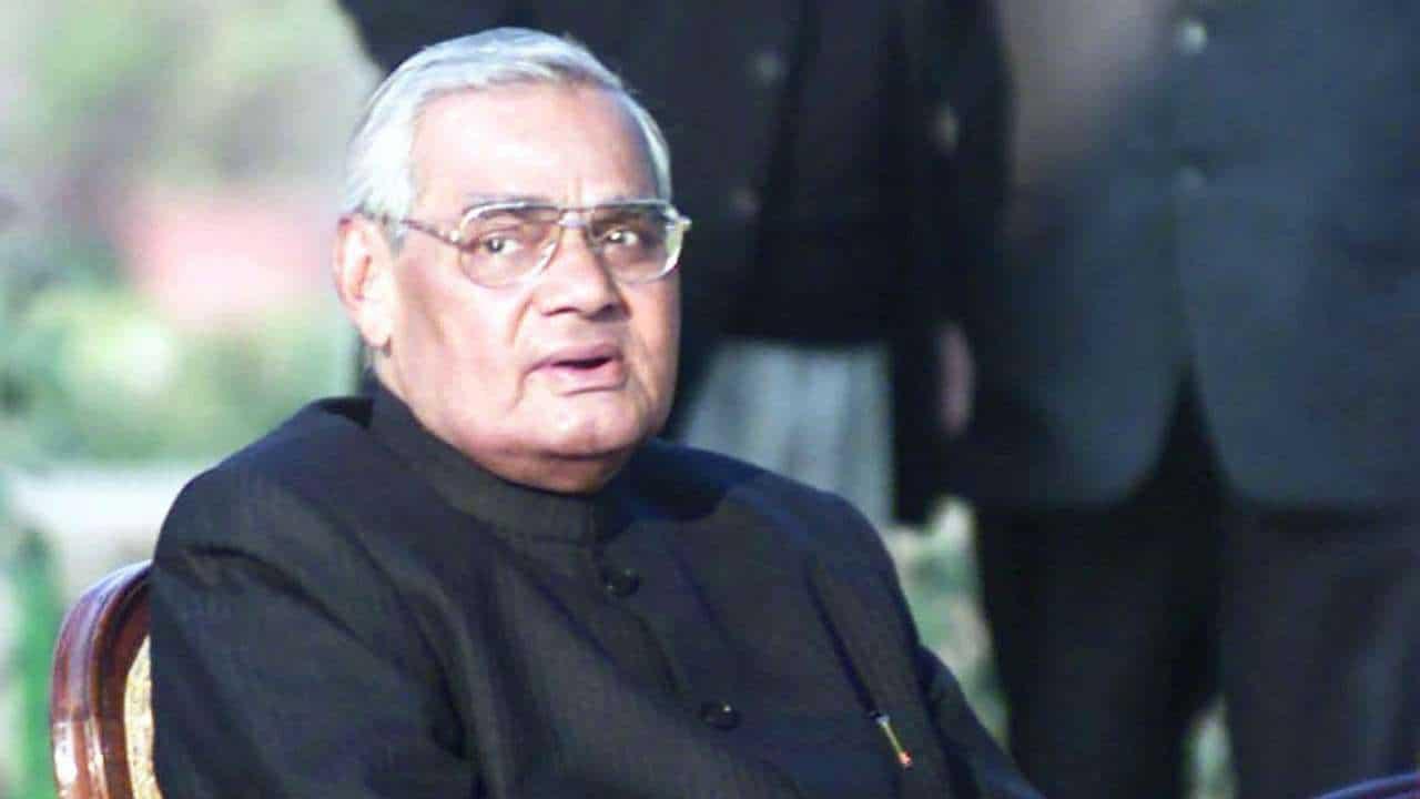 A B Vajpayee, Bharat Ratna awardee