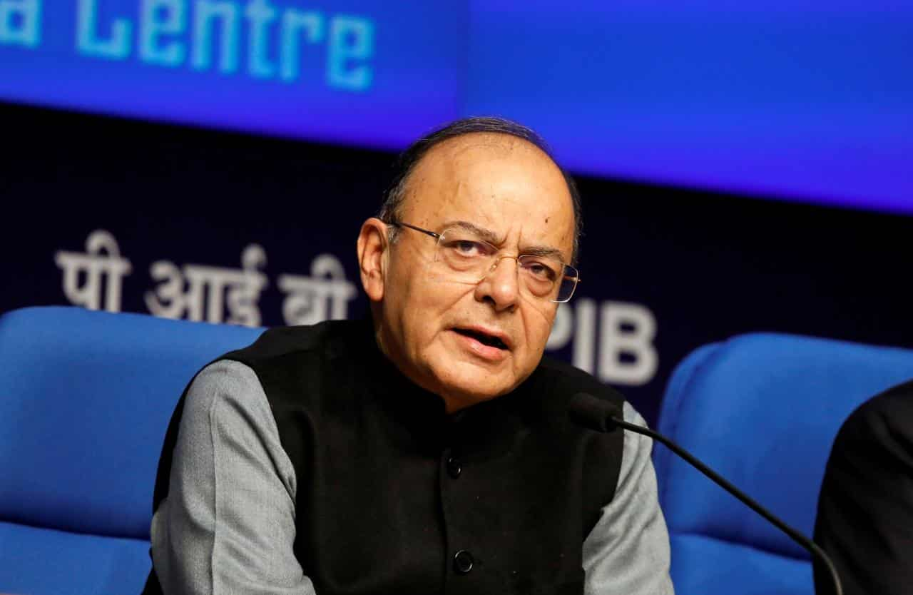 Arun Jaitley comments