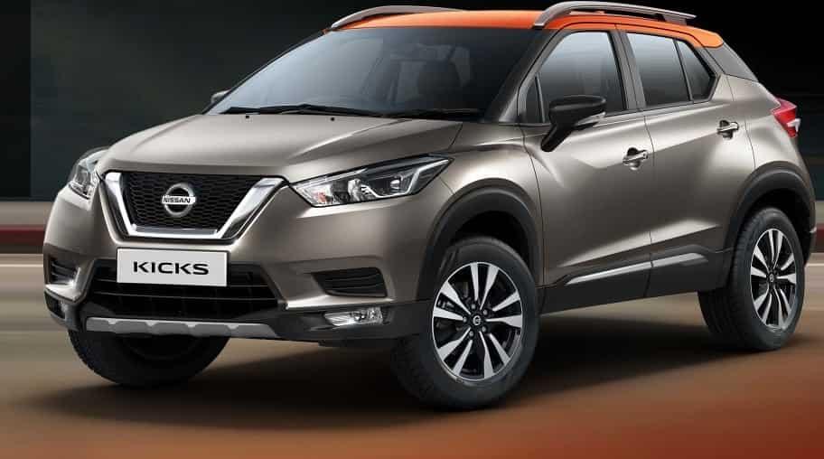 Nissan Kicks: