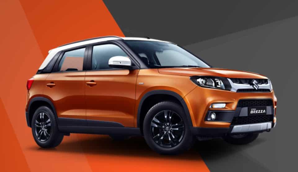 Maruti Suzuki Vitara Brezza facelift: