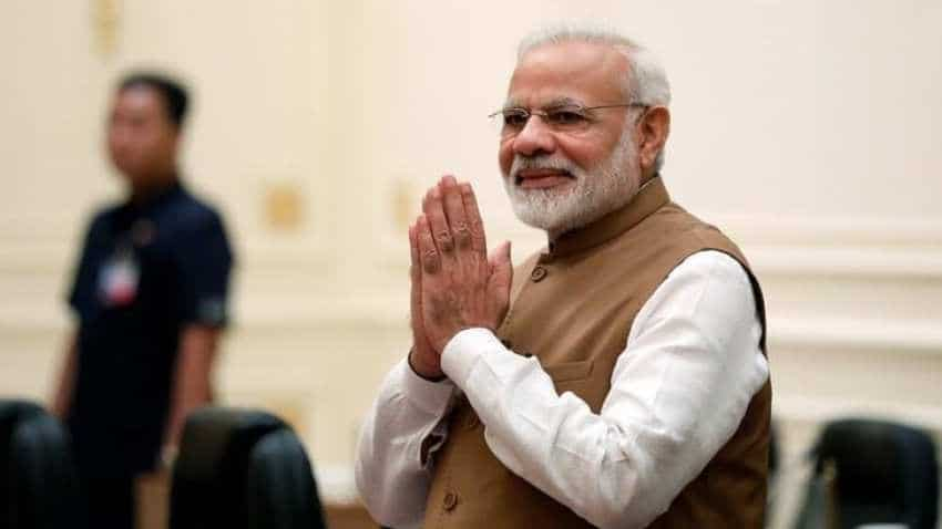 PM Modi on General Elections 2019