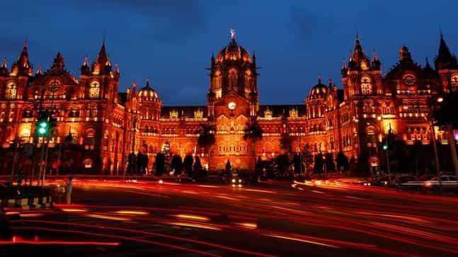 Chhatrapati Shivaji Maharaj Terminus Mumbai