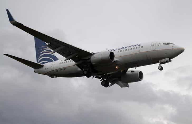 Panama's Copa Airlines
