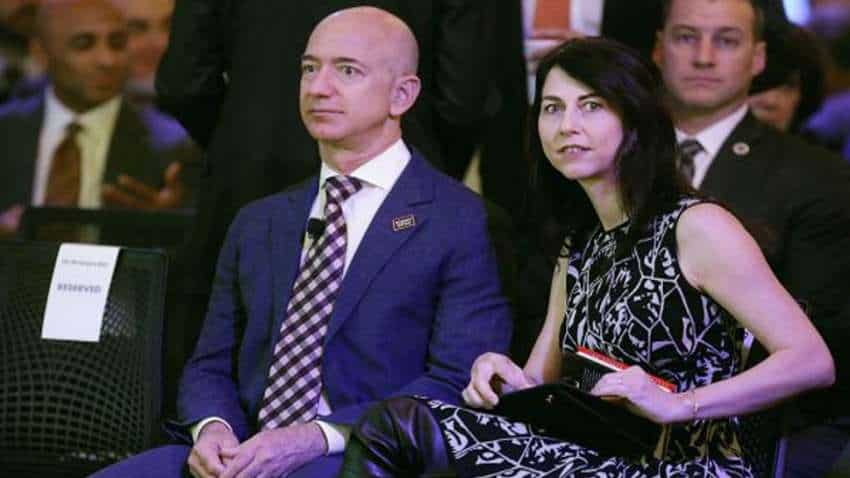 Jeff Bezos Divorce World S Richest Woman How Mackenzie