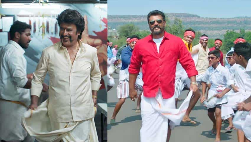 Petta vs Viswasam Box Office Collections in Chennai