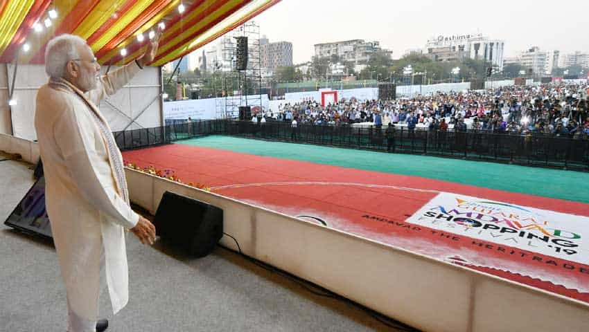 Narendra Modi: Will create social equality