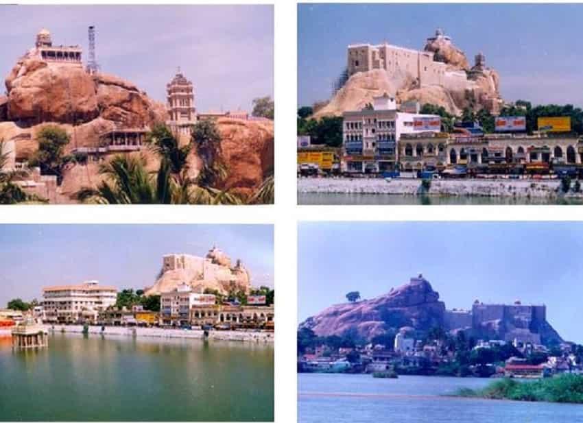 Tiruchirappalli in Tamil Nadu