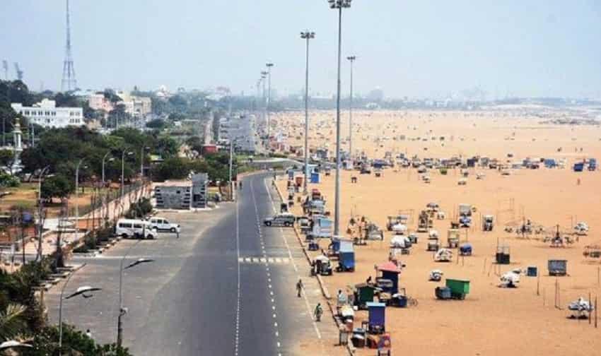 Chennai in Tamil Nadu