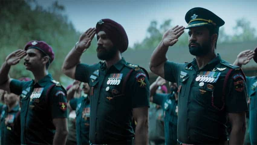 Uri Box Office Collection day 8: Rs 7.6 crore