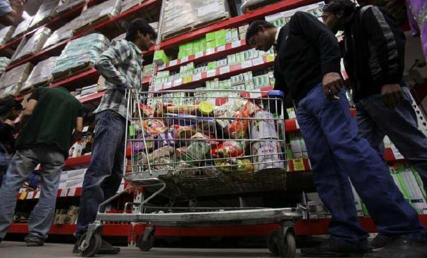 5. Reliance's retail reach