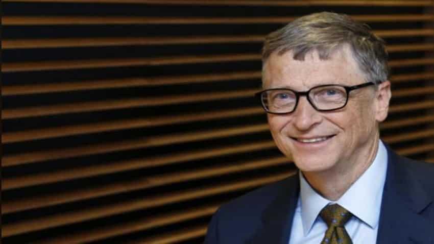 Microsoft Ex Bill Gates