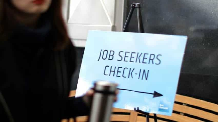 Job seeker perceive good economic condition