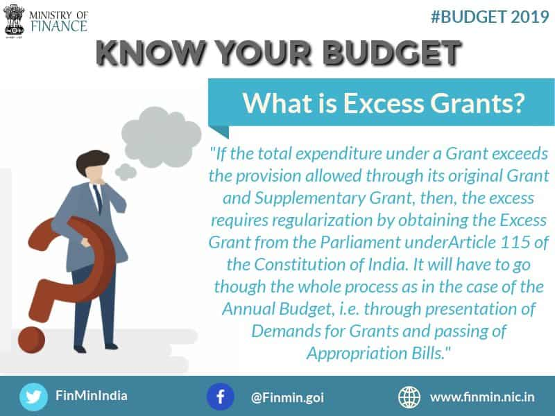 Budget 2019: What is Excess Grants?