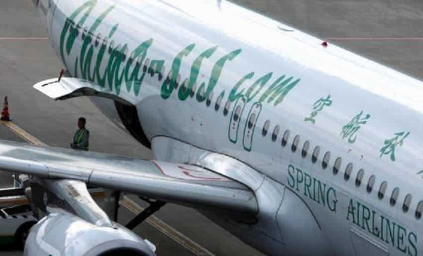 6. Spring Airlines