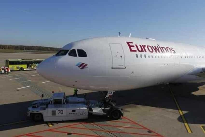 9. Eurowings