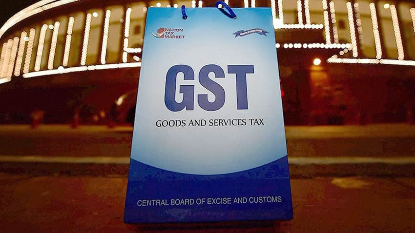 Single tax structure in GST