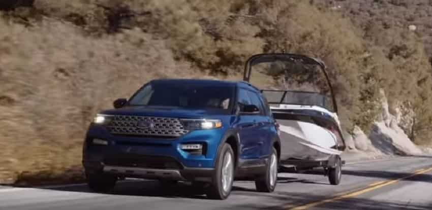 Ford Explorer 2020: 3.5L EcoBoost Engine