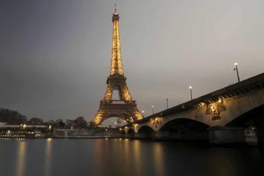2nd Rank: Paris