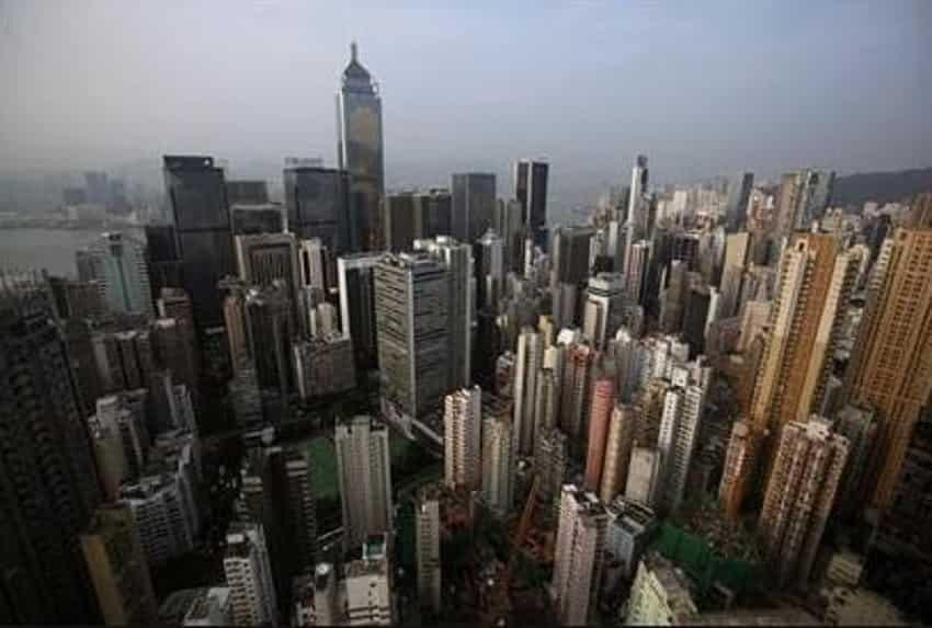 4th Rank: Hong Kong