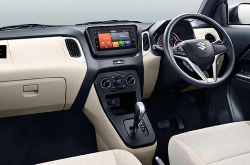 Maruti Wagon R 2019: Interiors