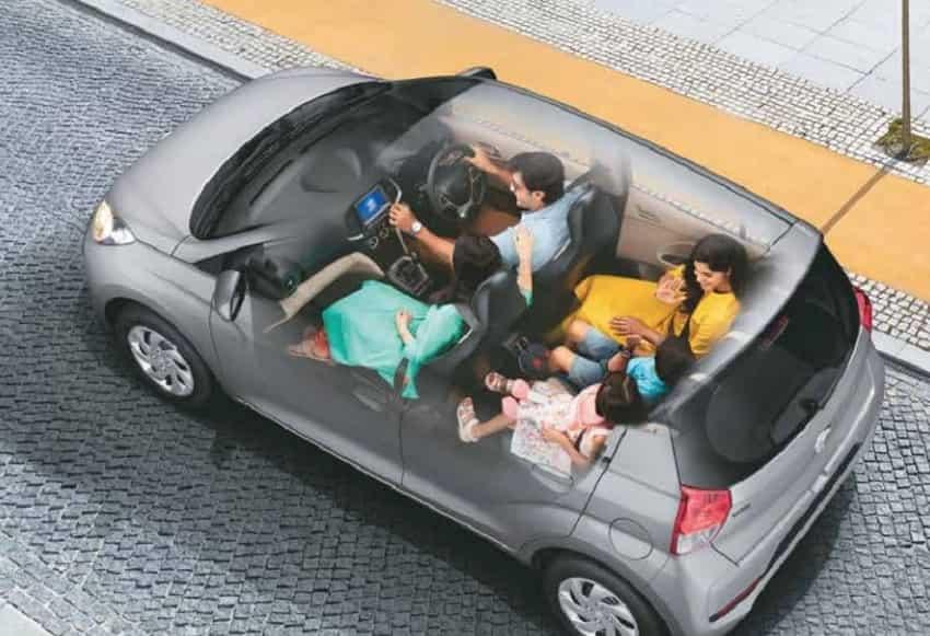 Hyundai Santro 2019: Features